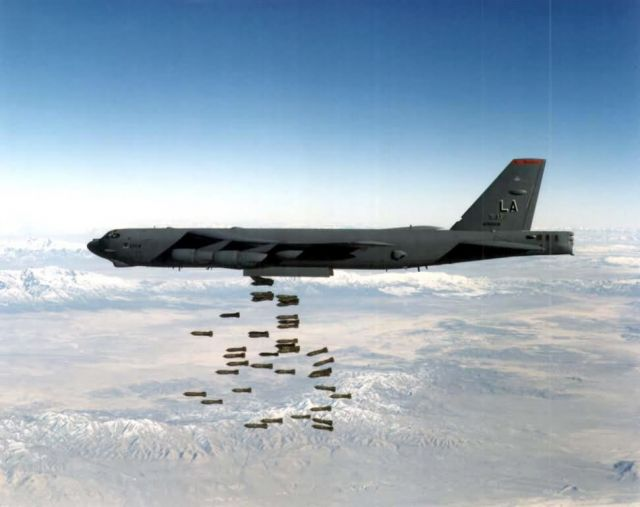 B-52H Stratofortress - Bombs Away Picture