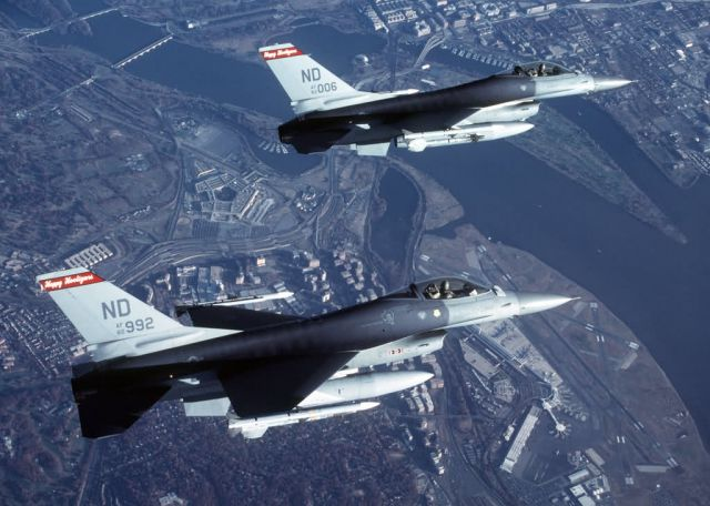 F-16A - Operation Noble Eagle Picture
