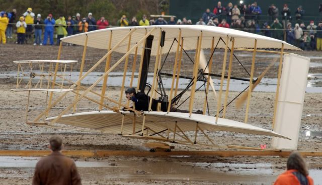 KILL DEVIL HILLS - Centennial of Flight, Kitty Hawk, N.C. Picture