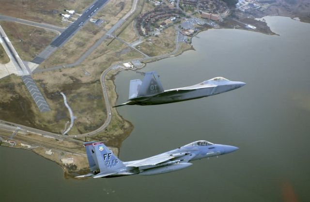 F/A-22 Raptor - Celebrating 100 years of flight Picture