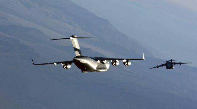 C-17 Globemaster III - C-17 debut Picture