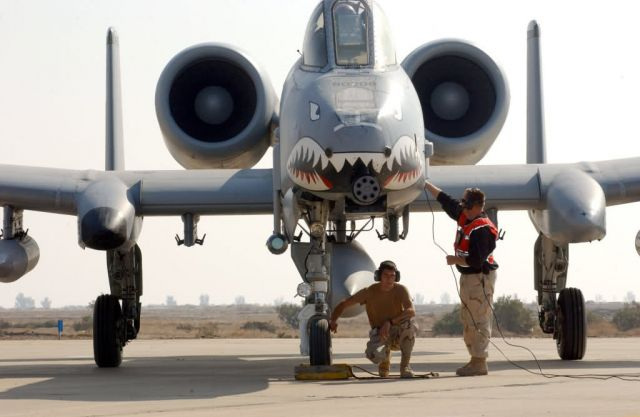 A-10 Thunderbolt II - Iraqi Freedom Picture