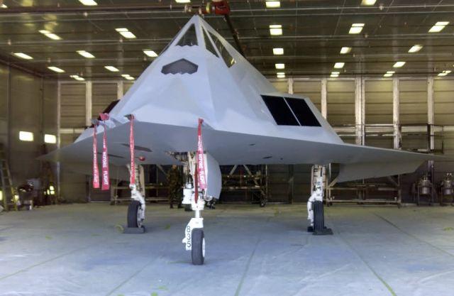 F-117 Nighthawk - A Nighthawk in Raptor's clothing Picture