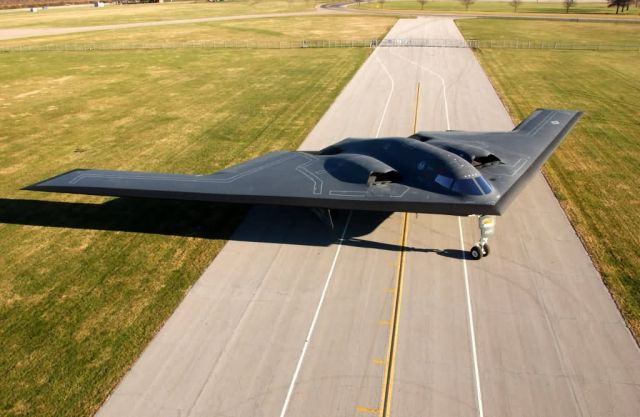 B-2 - Spirit on the move Picture