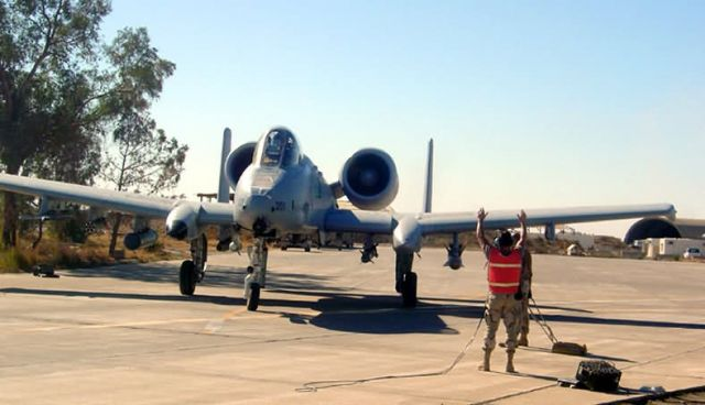 A-10 Thunderbolt II - Homeward bound Picture