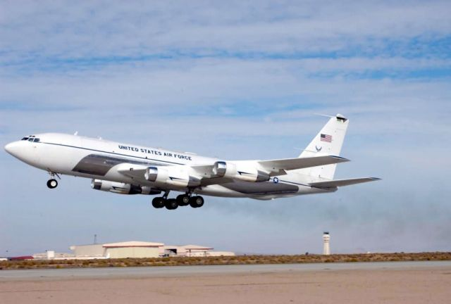 C-135C - Speckled Trout tests LANs Picture