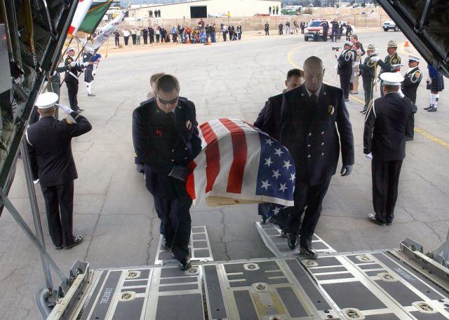 C-130 Hercules - Hero honored Picture