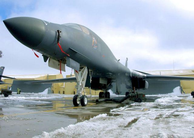 B-1B Lancer - Ice bird Picture