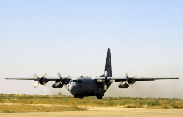 C-130 Hercules - Freedom Pick Up Picture