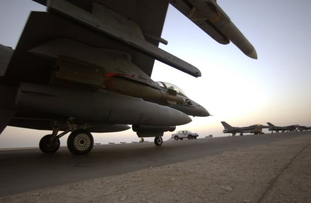 F-16 Fighting Falcon - Fire power Picture