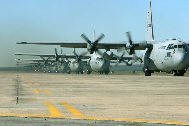 C-130 Hercules - Sweet 16 Picture