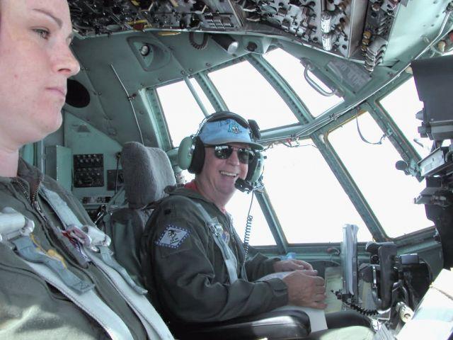 C-130 Hercules - Fini-flight Picture