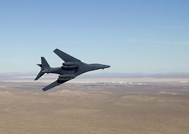 B-1B Lancer - Breaking records Picture