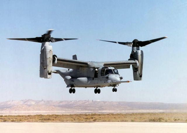 CV-22 Osprey - CV-22 Picture