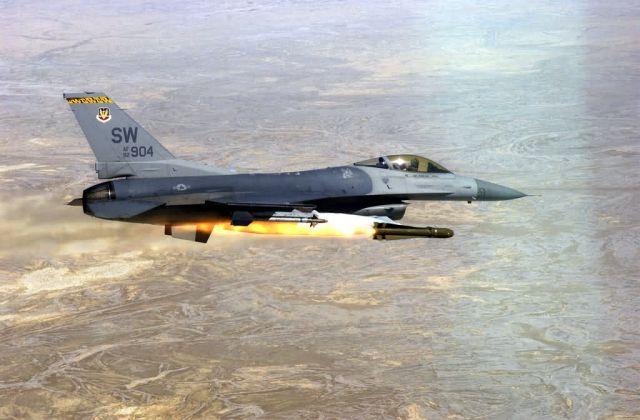 F-16CJ Falcon - Combat Hammer Picture
