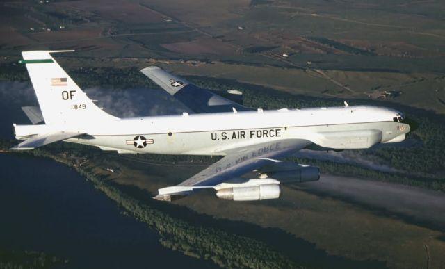 RC-135U - RC-135 U Picture