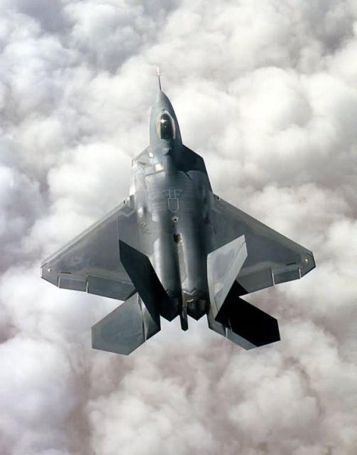 F/A-22 - F/A-22 Raptor Picture