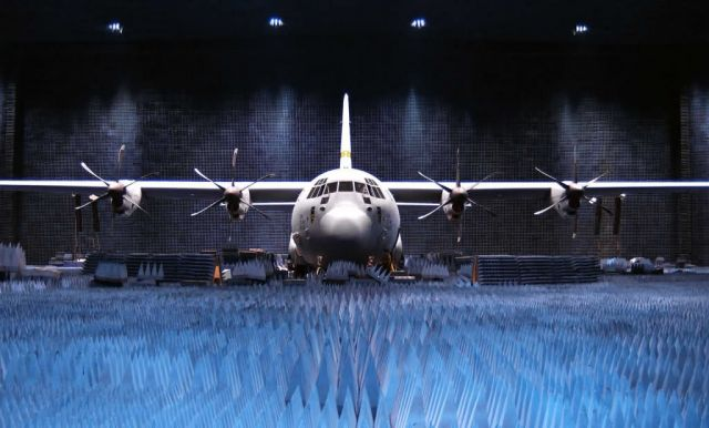 C-130J Hercules - Testing it out Picture