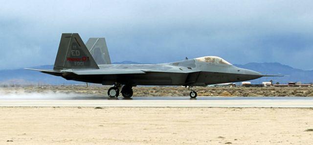 F/A-22F/A-22 - Raptor 4001 Picture