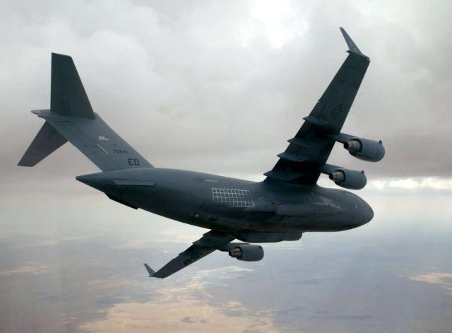 C-17 - C-17 Globemaster banks Picture