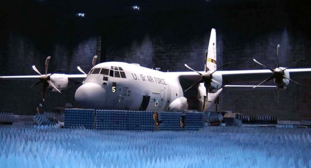 C-130J Hercules - This is a test... Picture