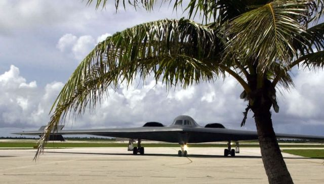 B-2 - Pacific breezes Picture