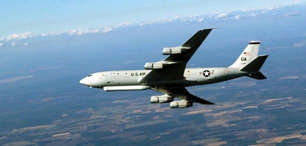 E-8C - JSTARS Picture