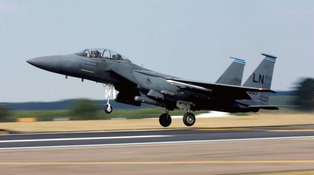 F-15E - Strike Eagle Picture