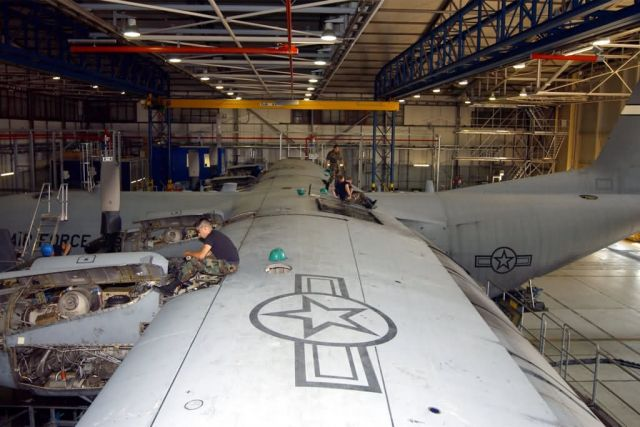C-130 Hercules - Inspection Picture