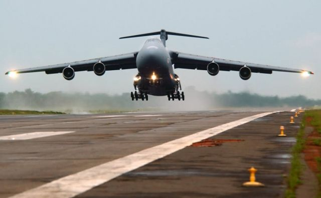 C-5 Galaxy - Galaxy bound for Iceland Picture