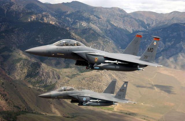 F-15E - Soaring Strike Eagles Picture