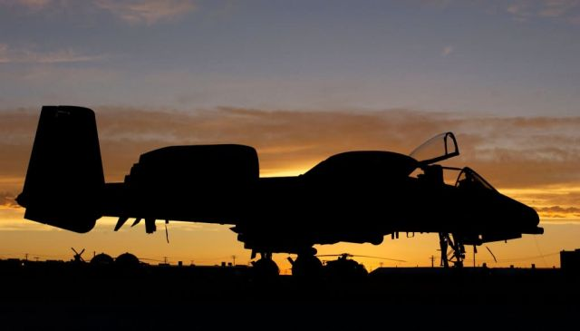 A-10 Thunderbolt II - Thunderbolt II at rest Picture
