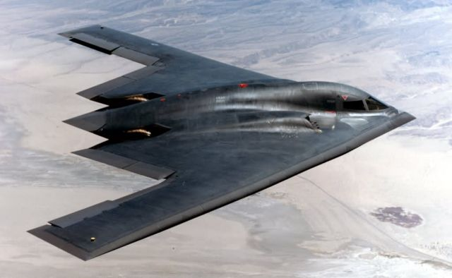 B-2 Spirit - Stealth bomber Picture