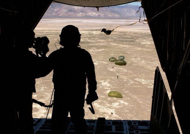 HC-130 - Desert Rescue XI Picture