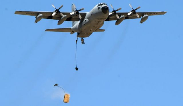 HC 130 - Desert Rescue XI Picture