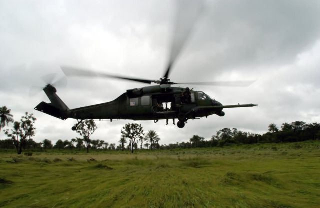 HH-60G Pave Hawk - Mission complete Picture