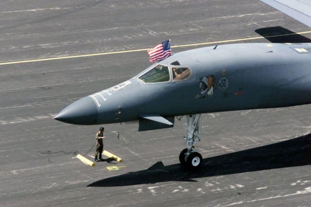B-1 Lancer - Sweet home South Dakota Picture