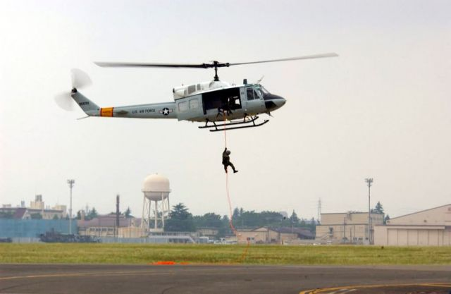 UH-1 Huey - Watch the first step Picture