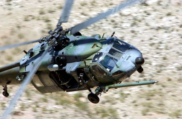 HH-60G Pave Hawk - Desert training Picture