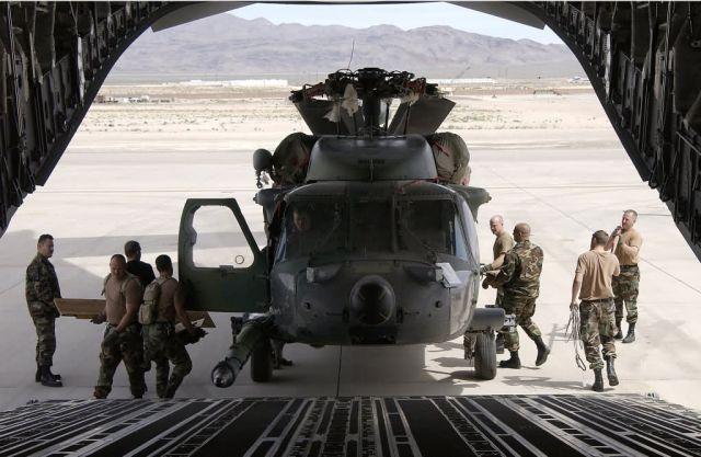 HH-60G Pave Hawk - Pavehawk returns Picture