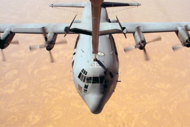 EC-130H - Calling home Picture