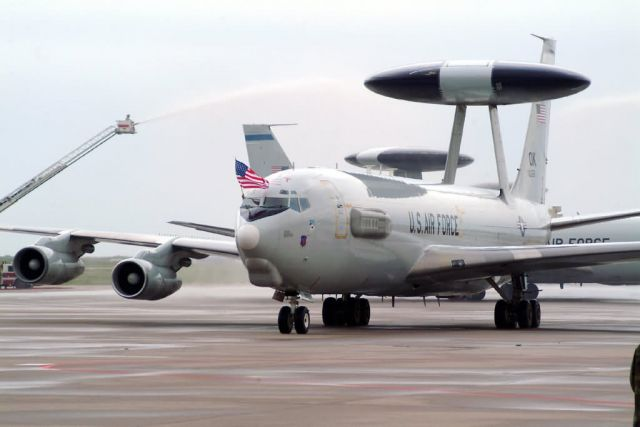 E-3 Sentry - Return to Tinker Picture