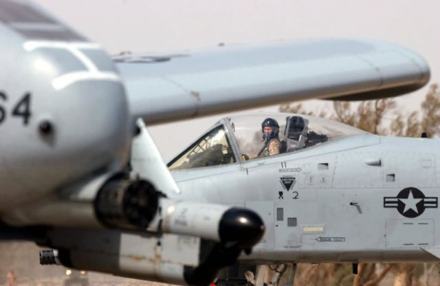 A-10 Thunderbolt II - Thunderbolt fuel Picture