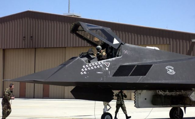 F-117 Nighthawk - Nighthawks return home Picture