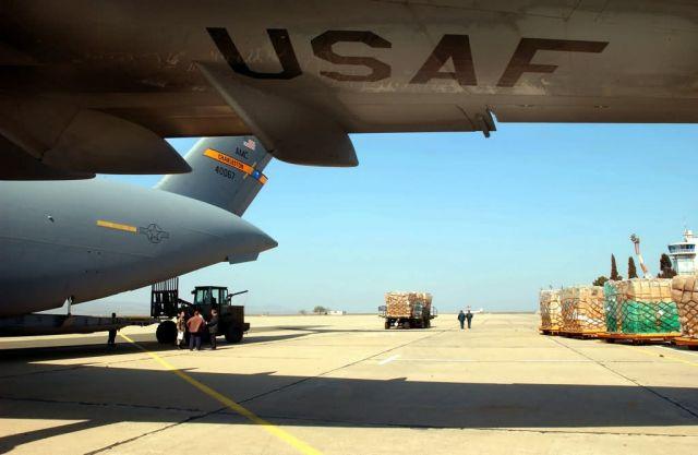 C-17 Globemaster III - Loading C-17 Picture