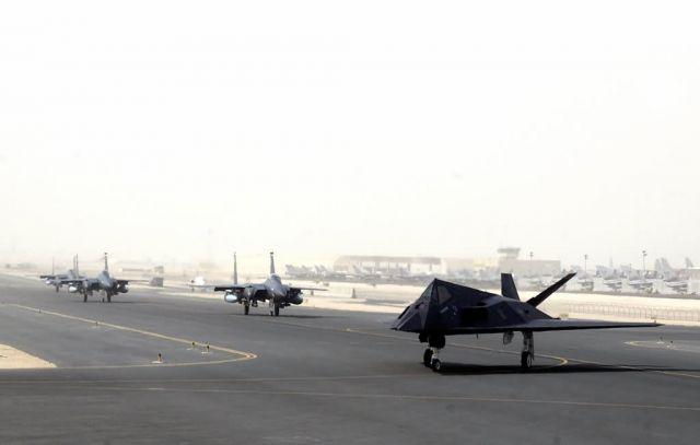 F-117 - Prepare to strike Picture