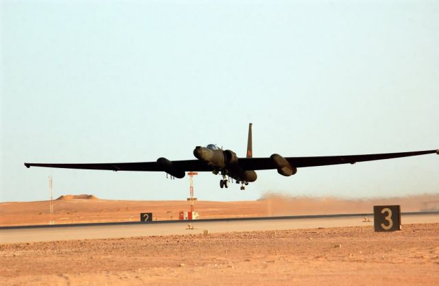 U-2 Dragon Lady - Dragon Lady takes flight Picture