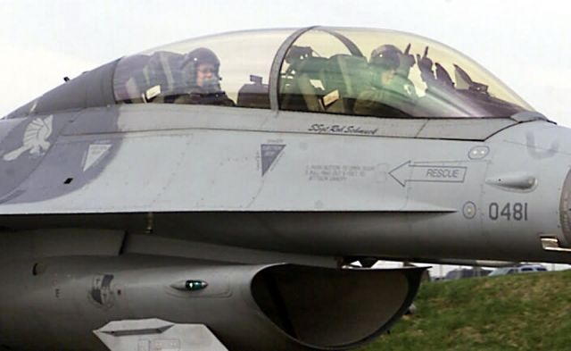 F-16 - Big guns Picture