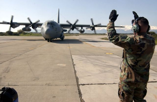 EC-130 - Jammer Picture