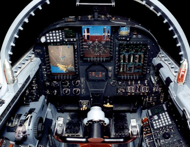 U-2 - Dragon Lady Cockpit Picture